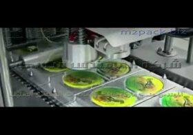 ماكينة تعبئة و تغليف كاسات المياه ، ماكينة تعبئة و تغليف اكواب المياه اوتوماتيك 2 خط